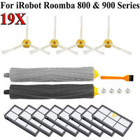 19Pcs For iRobot Parts - Roomba 800 & 900 Series Replacement Kit 870/880/960/980