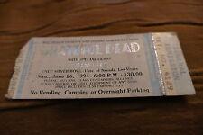 Billet Grateful Dead & Traffic 1994 USA