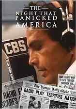 The Night That Panicked America  DVD NEW