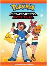 Pokemon Advanced Battle: The Complete Collection (DVD,2018) (vizd714524d)