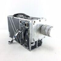 Vintage Cine-Kodak Special 16mm Film Movie Camera w/Lens 100ft Film Capacity P03