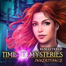 TIME MYSTERIES: INHERITANCE REMASTERED - Steam chiave key game PC ITALIANO - ROW
