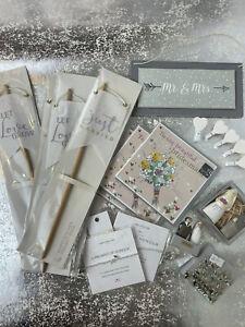 Wedding Decoration Bridal Party Gift Bundle Confetti Bridesmaid Maid Joblot M663