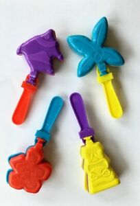 Party Clappers 4pk - New Years Eve / Tropical / Luau Party Favour Supplies