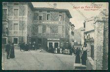 Vicenza Velo d'Astico cartolina VK2103
