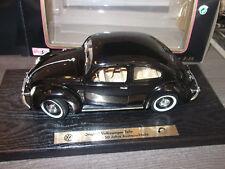 Maisto VW Brezelkäfer  Export Sedan 1951 schwarz 1:18 mit OVP Händler Edition