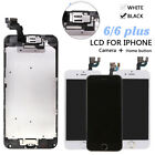 For iPhone 6 6 Plus Complete LCD Touch Screen Replacement Digitizer Home Button