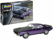 Revell Germany 7664 1:25 1970 Plymouth AAR 'Cuda' Plastic Model Kit