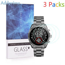 For Michael Kors Access Bradshaw 2 9H Tempered Glass Screen Protector 3 Packs