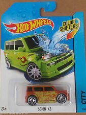 Hot Wheels Color Shifters #33 SCION XB