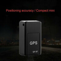 Mini GF-07 Car GPS Tracker Real Time SOS GSM/GPRS Tracking Device Anti-lost fd