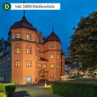 3Tage/2Pers. inkl. HP 3* Schlosshotel Althörnitz Oberlausitz Zittauer Gebirge