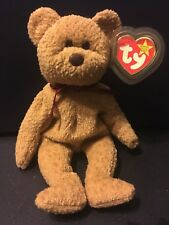 "Ty Collectible Beanie Babies ""Curly"" with Many Errors 1993/1996 Fareham Hants"
