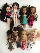 Lot Of 8 Lil Bratz Dolls