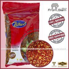 Dried Thai CHILI PEPPER Ground Powder Hot Spice Chilli - 100g (3.53oz)