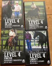 Pat Parelli Natural Horsemanship Complete Four Savys Level 4 Series DVD