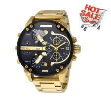 Reloj Cronógrafo nuevo Diesel DZ7333 Para Hombre Mr Daddy 2.0 57 mm zona 4 Reino Unido Stock Regalo