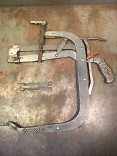 Vintage KD MFG Valve Spring Compressor For Mechanics Automotive Tools Lancaster