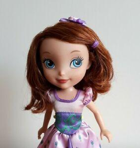 Sofia The First Disney Junior Princess Sofia Doll Dressed Mattel 2012