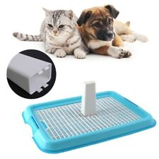 Pet Cat Hygienic Tray Pillar Training WC Supplies Accessories Dog Puppy Products