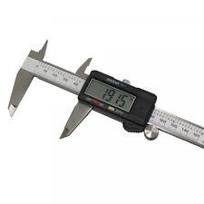 6Inch / 150mm Stainless Steel Electronic LCD Digital Vernier Caliper Micrometer
