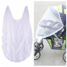 Baby Buggy Pram Mosquito Cover Net Stroller Fly Insect Protector Cover FT