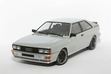 1:18 Audi Quattro (1980) Urquattro | silber | Minichamps | Modellauto Tuning PKW