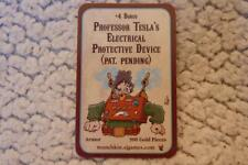 Munchkin Professor Tesla's Electrical Protective Device Promo Card New OOP