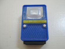 Mini Television , 8 Adult Photos , Rare ,Vintage , Collectible , Viewmaster Type
