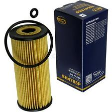 Sct Oil Filter Sh 4785 P Oil Filter