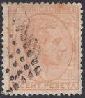 Spagna Spagna 191 1878 Alfonso XII Usato