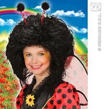 Wig Children struwel Black, Fairytale, Fairy, Punk, Clown Carnival