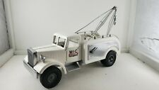 Vintage Smith Miller MIC Tow Truck Nicely Restored Toy 1950s