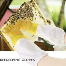 New Listingbeekeeping Gloves Keeping Sleeves Xl Suit Bee Goat Vented Skin Net Long