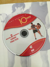 Tony Horton Beachbody 10 Minute Trainer 2 Workout Disc ONLY