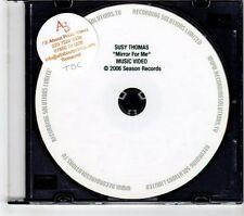 (GR644) Susy Thomas, Mirror For Me - Music Video - DJ DVD