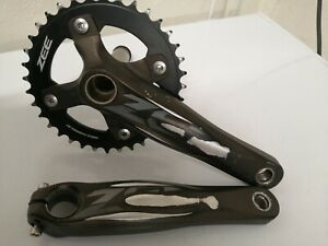 Shimano Crankset ZEE FC-M645 10-speed ZEE Single Chainring 36T 170mm 110mm MTB