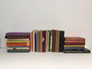 Bücherpaket erotische Literatur ab 1919 / Aktfotografie