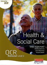 OCR National Level 2 Health and Social Care Student Book-ExLibrary