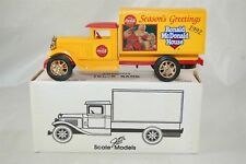 ERTL-Coca Cola-Freight-Truck-Bank-1992-Seasons-Greetings-Ronald-McDonald GC-5023
