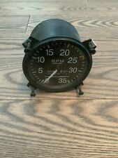 Bristow Aircraft Mechanical Tachometer