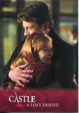 Castle Seasons 3 & 4 Family Ties Chase Card  FT1