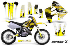 AMR Racing Suzuki RM 125 1992 RM 250 89-92 Graphics Kit Bike Decal Sticker CBX