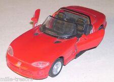 Belle Dodge Viper RT/10 version en rouge de MAISTO