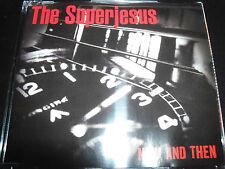 Superjesus / Sarah Mcleod Now & Then Rare Australian 4 Track CD Single