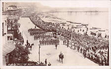 Dover. March Past of Royal Artillery, King's Birthday Parade. By Gale & Polden.