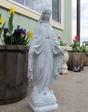 Our Lady of Grace 24 inch Statue Indoor Outdoor Mary Garden Decor Indestructible
