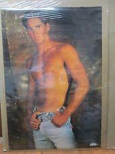 vintage Frankie B. Poster hot guy  12431
