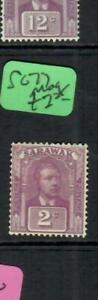 SARAWAK (P1309B) BROOKE   2C      SG 77    MOG