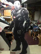 War Machine Captain America Civil War Cardboard Cutout Standup Standee Poster